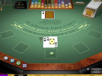 Atlantic City Blackjack Guld