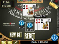 Blackjack Mini Game