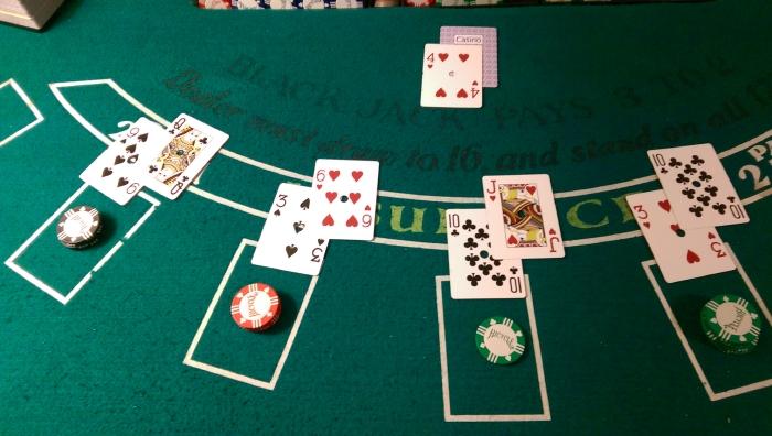 blackjack är ett spel som alla kan lära sig