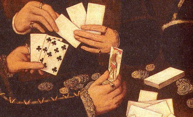 blackjack har rötter långt tillbaka i tiden